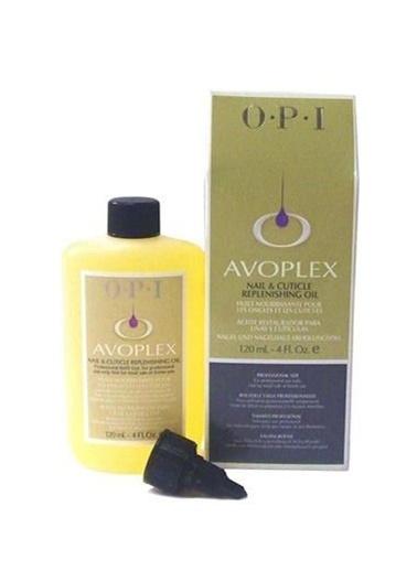 Opi Opi Avoplex Naıl Cutıcle Replenıshıng Oıl  Tırnak Eti Yenileyici Yağ 120Ml Renksiz
